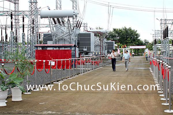 Tổ chức sự kiện Lễ phát động thi đua liên kết xây dựng công trình đường dây 220KV Đăk Nông - Phước Long - Bình Long - 4