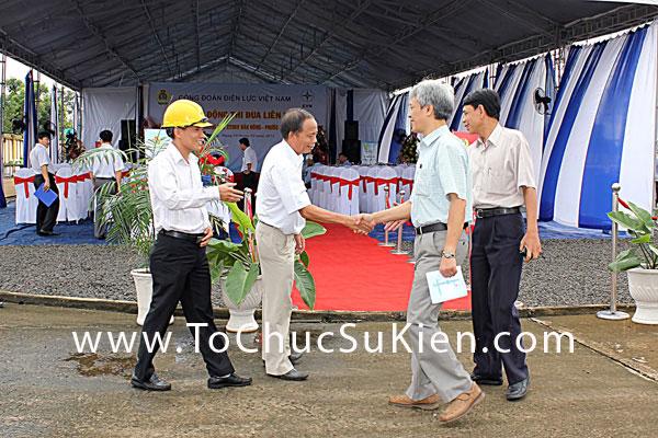 Tổ chức sự kiện Lễ phát động thi đua liên kết xây dựng công trình đường dây 220KV Đăk Nông - Phước Long - Bình Long - 5