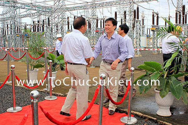 Tổ chức sự kiện Lễ phát động thi đua liên kết xây dựng công trình đường dây 220KV Đăk Nông - Phước Long - Bình Long - 6
