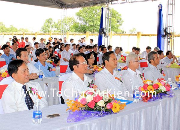 Tổ chức sự kiện Lễ phát động thi đua liên kết xây dựng công trình đường dây 220KV Đăk Nông - Phước Long - Bình Long - 14