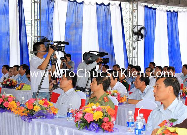 Tổ chức sự kiện Lễ phát động thi đua liên kết xây dựng công trình đường dây 220KV Đăk Nông - Phước Long - Bình Long - 17