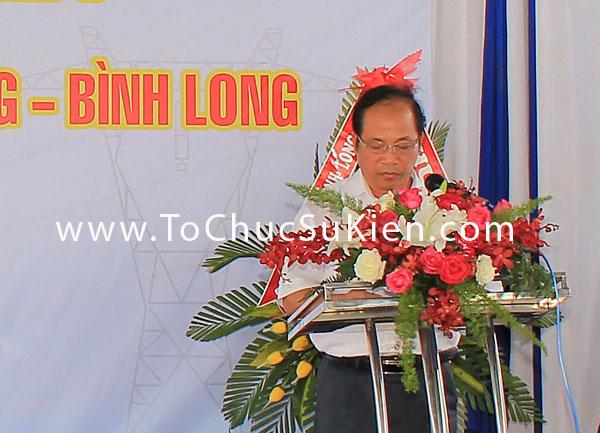 Tổ chức sự kiện Lễ phát động thi đua liên kết xây dựng công trình đường dây 220KV Đăk Nông - Phước Long - Bình Long - 20
