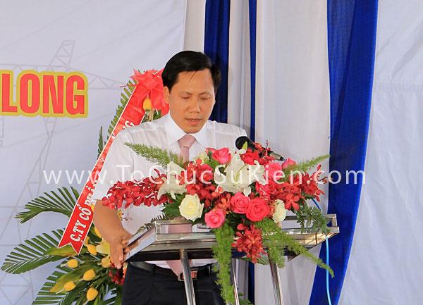 Tổ chức sự kiện Lễ phát động thi đua liên kết xây dựng công trình đường dây 220KV Đăk Nông - Phước Long - Bình Long - 22