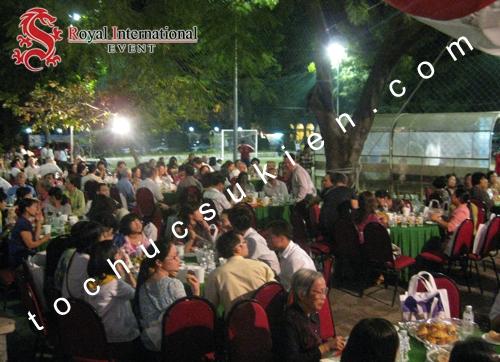 Tổ Chức Sự Kiện Tất Niên Ngành Dược Học Thành Phố Hồ Chí Minh