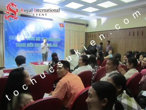 Tổ Chức Cuộc Thi Tiếng Hát Theo Băng Hình - Sở Giao Dịch Chứng Khoán TpHCM