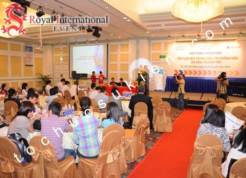 Tổ Chức Sự Kiện Hội Thảo Khoa Học - Công ty TNHH Dược Phẩm Việt Pháp