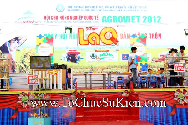 Hội chợ Nông nghiệp AGROVIET 2012 - 01
