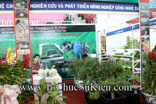 Hội chợ Nông nghiệp AGROVIET 2012 - 15