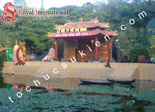 Tổ Chức Sự Kiện Liên Hoan Ẩm Thực Món Ngon Các Nước 2011