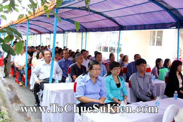 Tổ chức sự kiện Lễ trao giấy chứng nhận quyến sử dụng đất cho các hộ dântái định cư trên địa bàn Gò Vấp tại Chung cư An Sương - Q.12 - 12