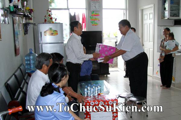 Tổ chức sự kiện Lễ trao giấy chứng nhận quyến sử dụng đất cho các hộ dântái định cư trên địa bàn Gò Vấp tại Chung cư An Sương - Q.12 - 18