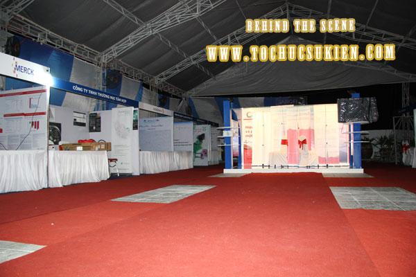 Hậu trường Tổ chức sự kiện Hội nghị Những thách thức trong chẩn đoán vàđiều trị rối loạn nhịp tim - Hội nhịp tim học Tp.HCM - Viện tim Tâm Đức - 20