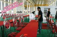 Hậu trường tổ chức sự kiện Lễ khánh thành nhà máy Tanaka - Nhơn Trạch - Đồng Nai