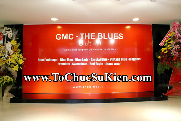 Tổ chức sự kiện Lễ khai trương cửa hàng - Đêm Gala thời trang thương hiệu The Blues - 02