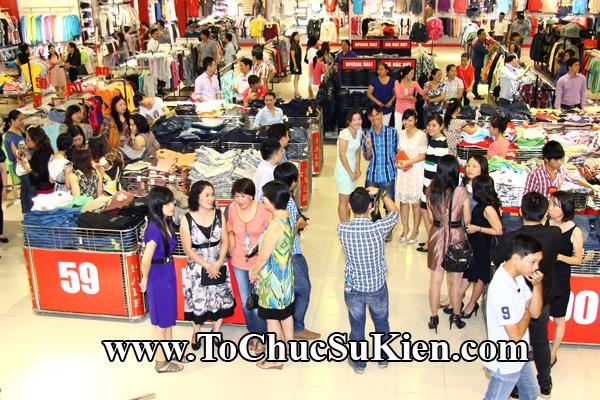 Tổ chức sự kiện Lễ khai trương cửa hàng - Đêm Gala thời trang thương hiệu The Blues - 07