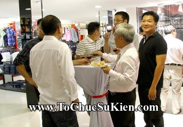 Tổ chức sự kiện Lễ khai trương cửa hàng - Đêm Gala thời trang thương hiệu The Blues - 15