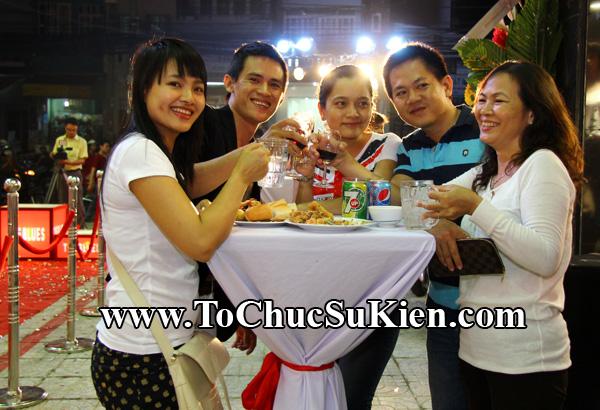 Cho thuê bàn Bar - Bàn dùng tiệc Teabreak, Buffet 2
