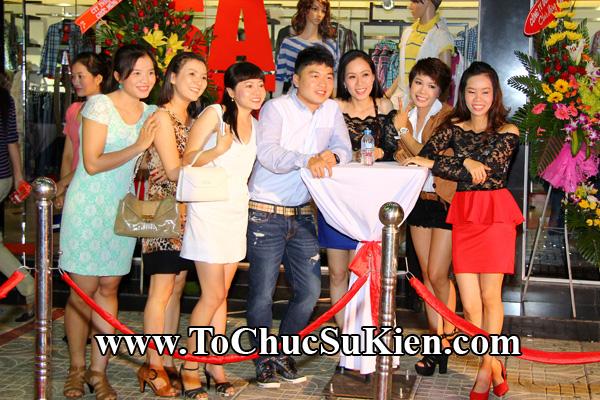 Tổ chức sự kiện Lễ khai trương cửa hàng - Đêm Gala thời trang thương hiệu The Blues - 35