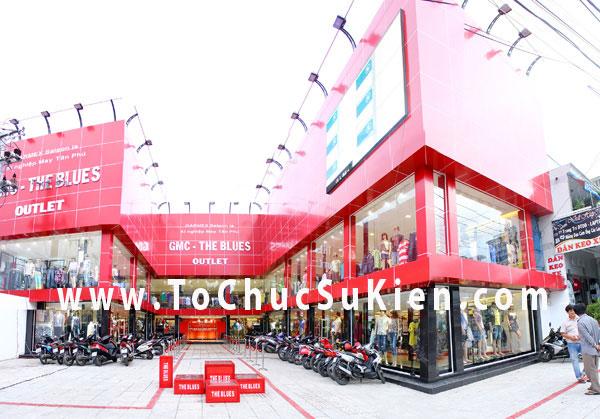 Tổ chức sự kiện Lễ khai trương cửa hàng Outlet của thương hiệu thời trang Blue - 01