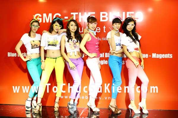 Tổ chức sự kiện Lễ khai trương cửa hàng Outlet của thương hiệu thời trang Blue - 02