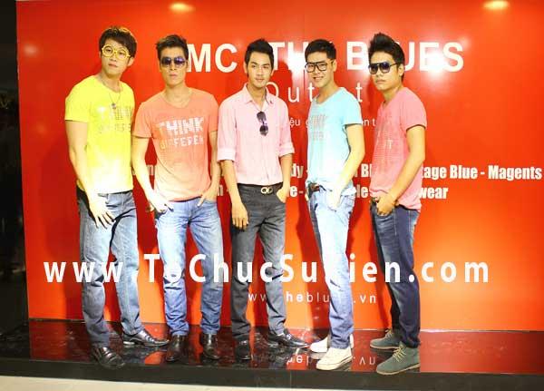 Tổ chức sự kiện Lễ khai trương cửa hàng Outlet của thương hiệu thời trang Blue - 03