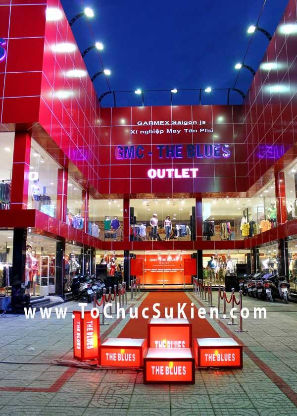 Tổ chức sự kiện Lễ khai trương cửa hàng Outlet của thương hiệu thời trang Blue - 04