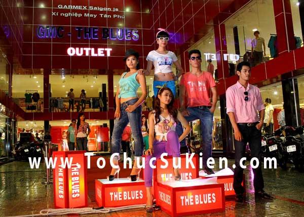 Tổ chức sự kiện Lễ khai trương cửa hàng Outlet của thương hiệu thời trang Blue - 07
