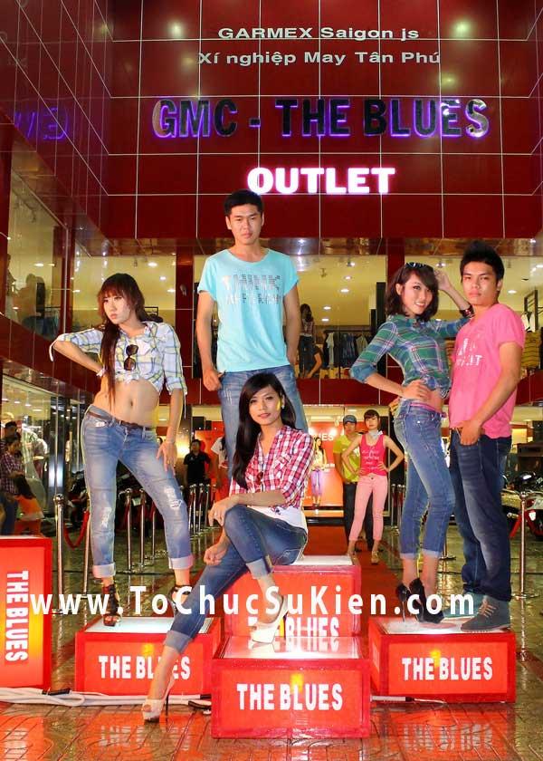 Tổ chức sự kiện Lễ khai trương cửa hàng Outlet của thương hiệu thời trang Blue - 08