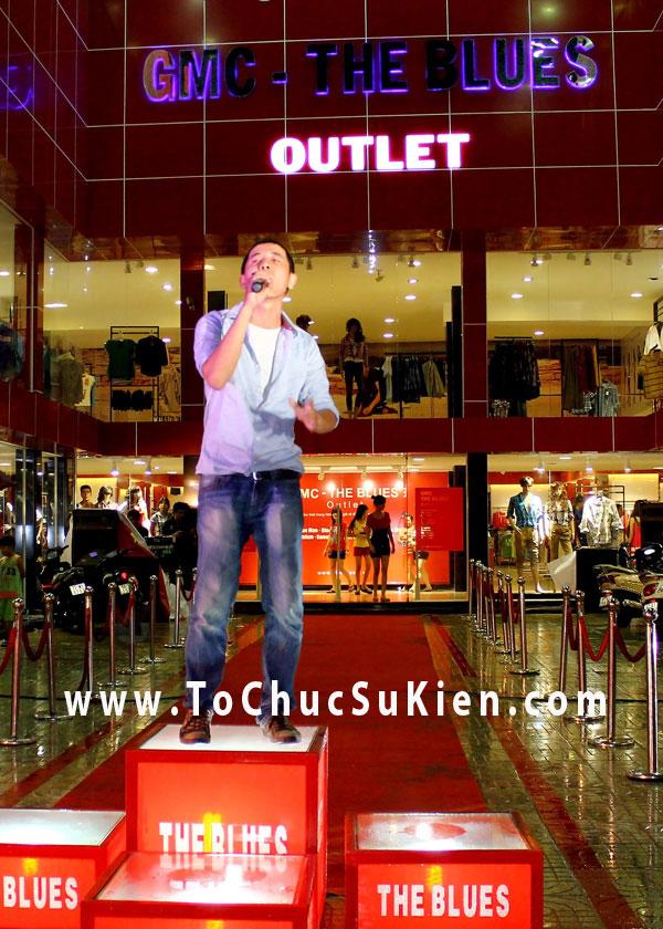 Tổ chức sự kiện Lễ khai trương cửa hàng Outlet của thương hiệu thời trang Blue - 10