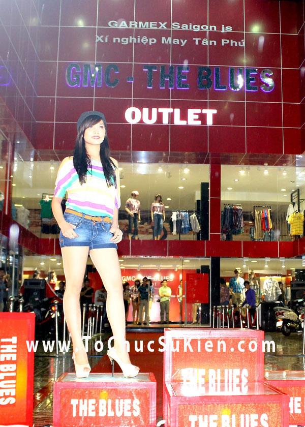Tổ chức sự kiện Lễ khai trương cửa hàng Outlet của thương hiệu thời trang Blue - 12