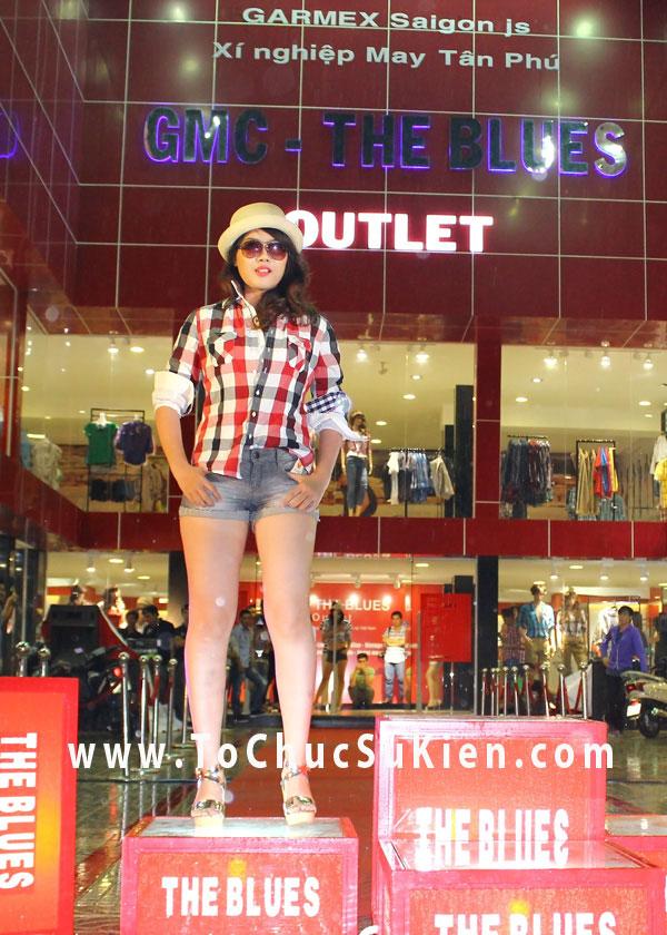 Tổ chức sự kiện Lễ khai trương cửa hàng Outlet của thương hiệu thời trang Blue - 13