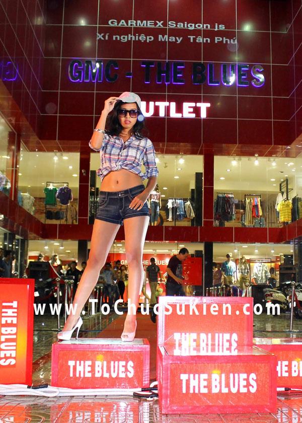 Tổ chức sự kiện Lễ khai trương cửa hàng Outlet của thương hiệu thời trang Blue - 14