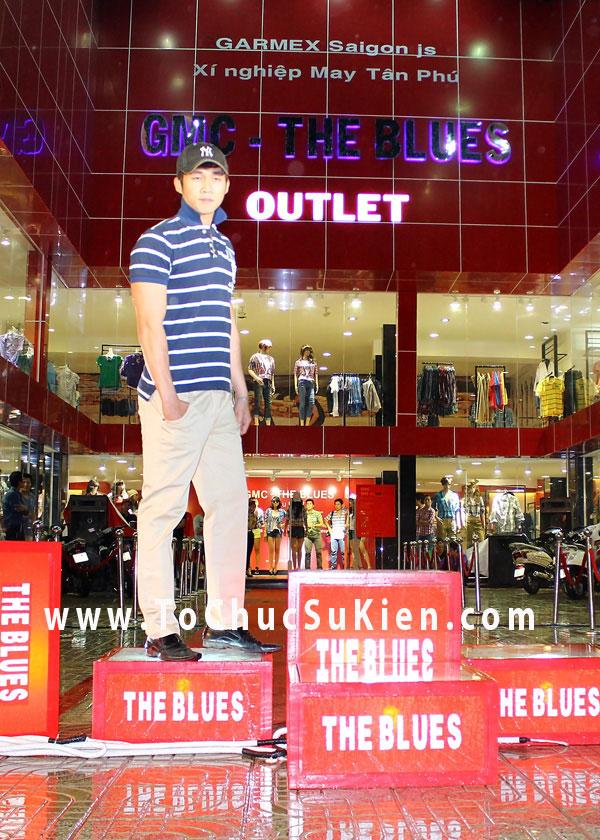 Tổ chức sự kiện Lễ khai trương cửa hàng Outlet của thương hiệu thời trang Blue - 15