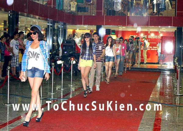 Tổ chức sự kiện Lễ khai trương cửa hàng Outlet của thương hiệu thời trang Blue - 16
