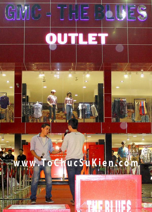 Tổ chức sự kiện Lễ khai trương cửa hàng Outlet của thương hiệu thời trang Blue - 19