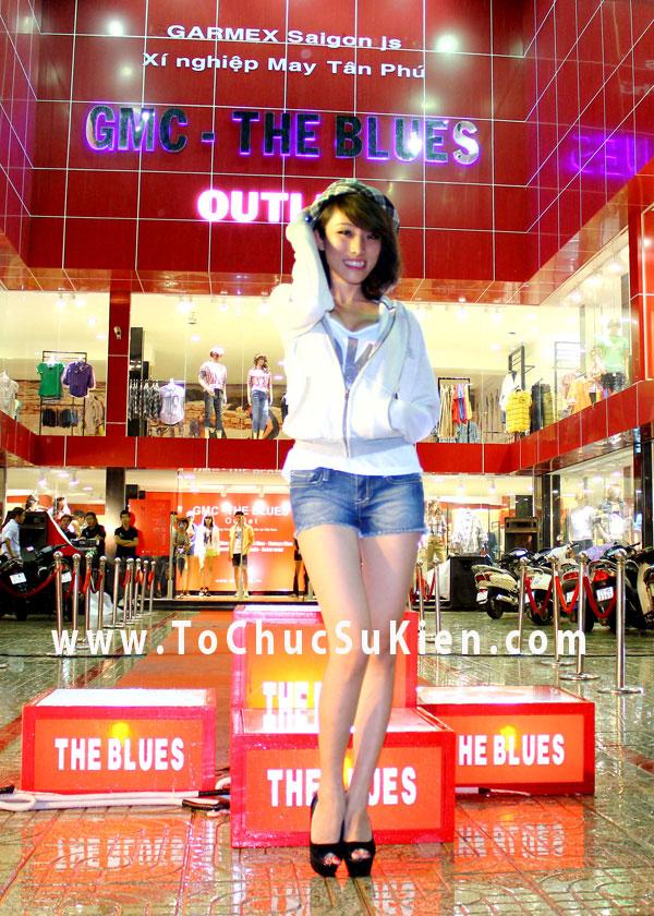 Tổ chức sự kiện Lễ khai trương cửa hàng Outlet của thương hiệu thời trang Blue - 20