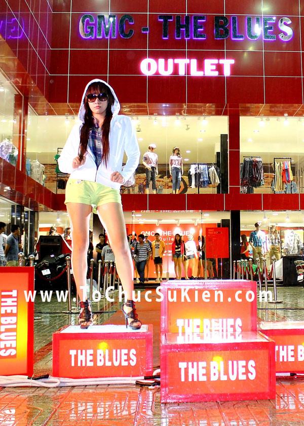 Tổ chức sự kiện Lễ khai trương cửa hàng Outlet của thương hiệu thời trang Blue - 21