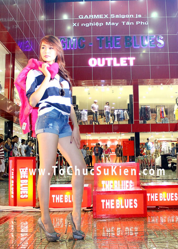 Tổ chức sự kiện Lễ khai trương cửa hàng Outlet của thương hiệu thời trang Blue - 23