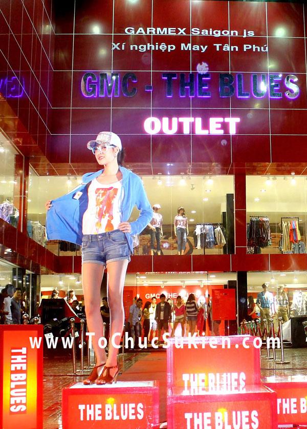 Tổ chức sự kiện Lễ khai trương cửa hàng Outlet của thương hiệu thời trang Blue - 24