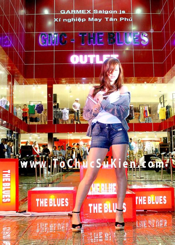 Tổ chức sự kiện Lễ khai trương cửa hàng Outlet của thương hiệu thời trang Blue - 26
