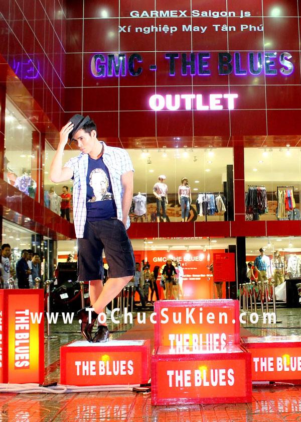 Tổ chức sự kiện Lễ khai trương cửa hàng Outlet của thương hiệu thời trang Blue - 27