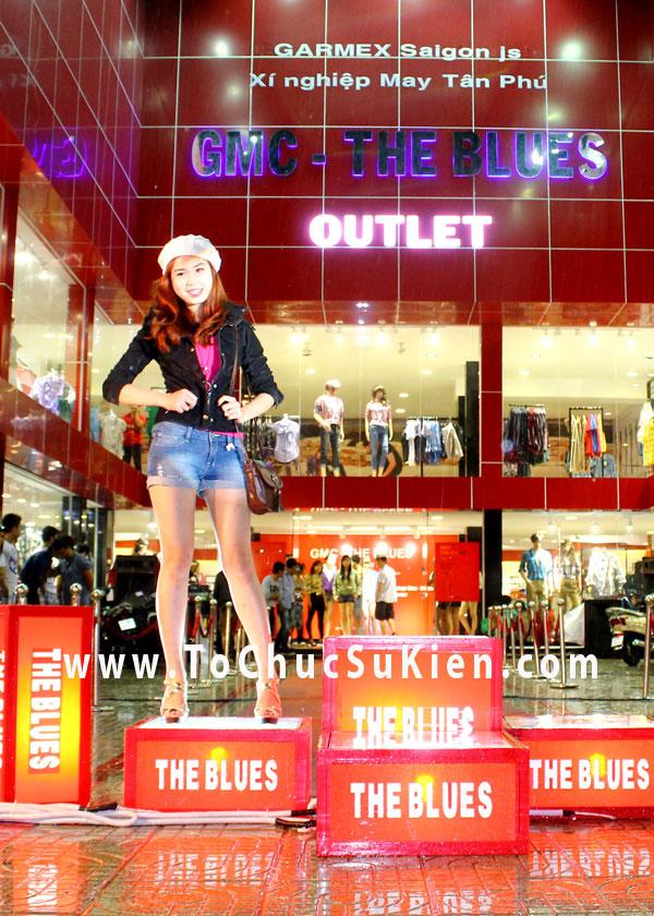 Tổ chức sự kiện Lễ khai trương cửa hàng Outlet của thương hiệu thời trang Blue - 28