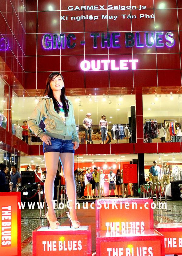 Tổ chức sự kiện Lễ khai trương cửa hàng Outlet của thương hiệu thời trang Blue - 29
