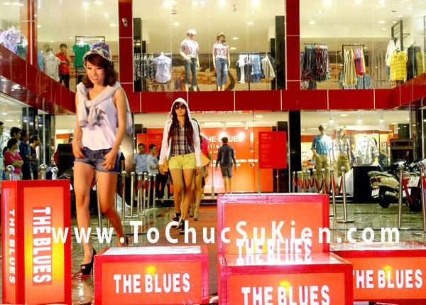 Tổ chức sự kiện Lễ khai trương cửa hàng Outlet của thương hiệu thời trang Blue - 33