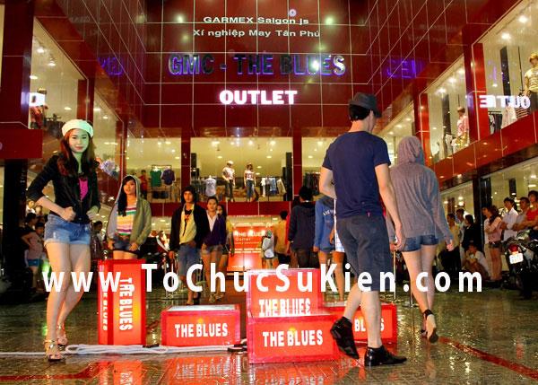Tổ chức sự kiện Lễ khai trương cửa hàng Outlet của thương hiệu thời trang Blue - 34