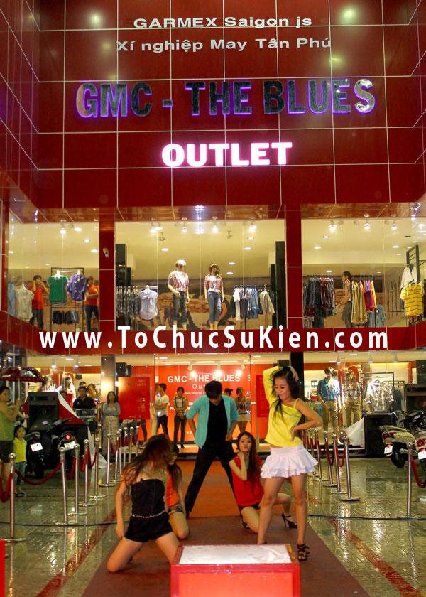 Tổ chức sự kiện Lễ khai trương cửa hàng Outlet của thương hiệu thời trang Blue - 35