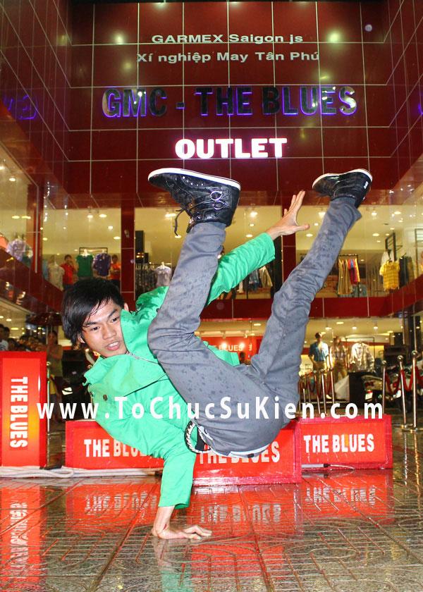 Tổ chức sự kiện Lễ khai trương cửa hàng Outlet của thương hiệu thời trang Blue - 36