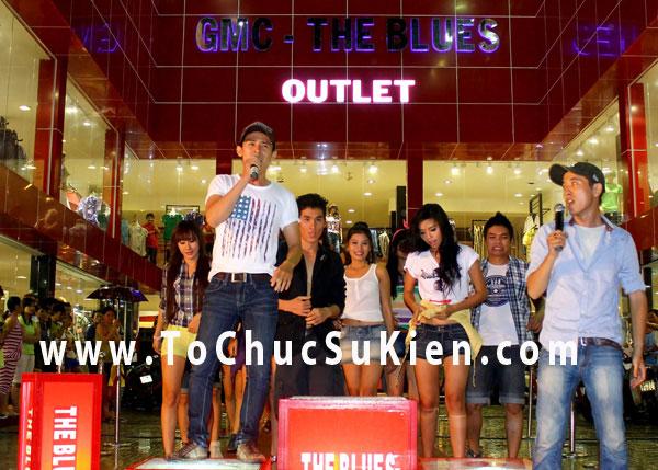Tổ chức sự kiện Lễ khai trương cửa hàng Outlet của thương hiệu thời trang Blue - 38
