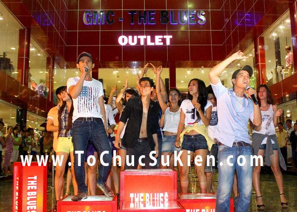 Tổ chức sự kiện Lễ khai trương cửa hàng Outlet của thương hiệu thời trang Blue - 39