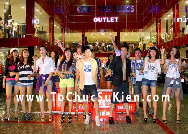 Tổ chức sự kiện Lễ khai trương cửa hàng Outlet của thương hiệu thời trang Blue - 40